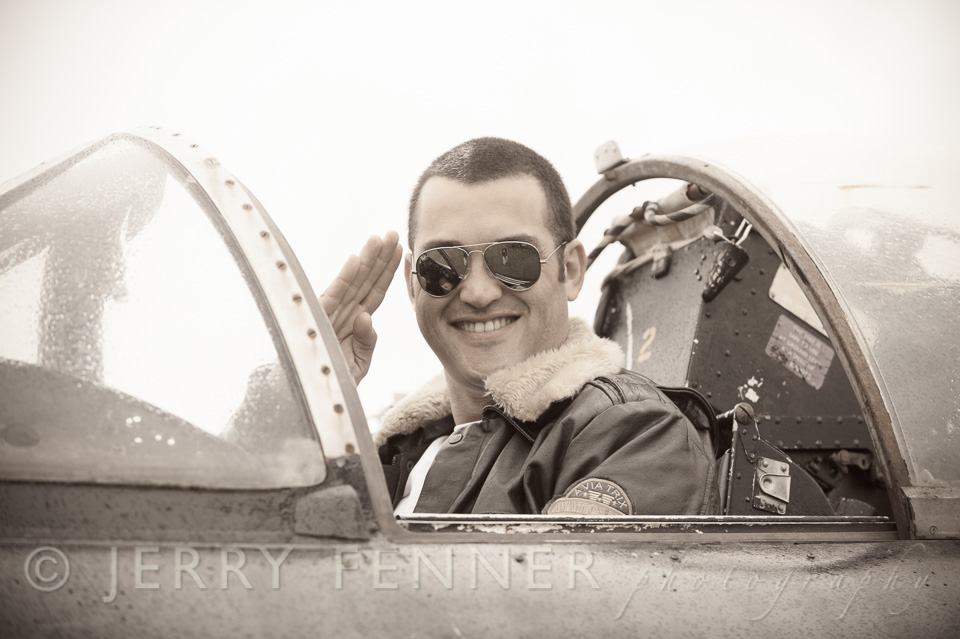 Pre-wedding photographer at Bournemouth Aviation Museum