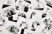Black and whites from the New Forest Photobooth