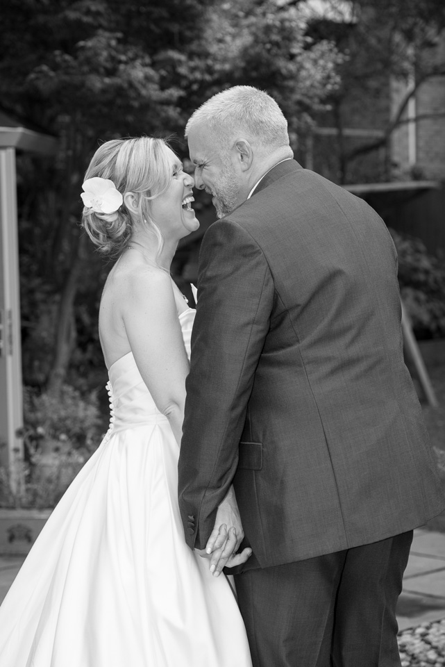 Bournemouth wedding photography at The Orchid Hotel