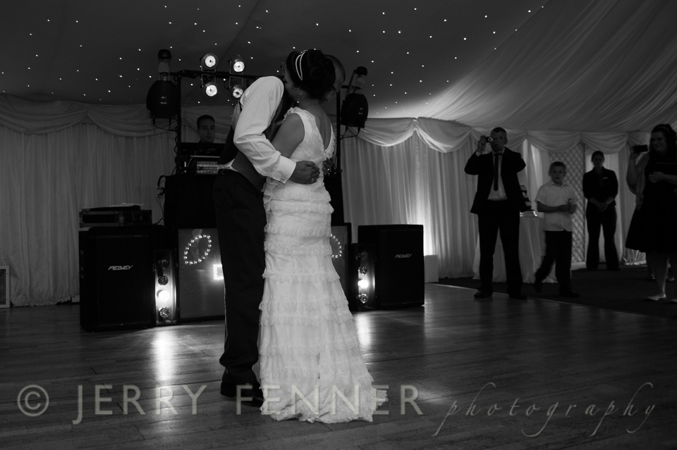 Creative black and white wedding dance photography at Parley Manor Weddings