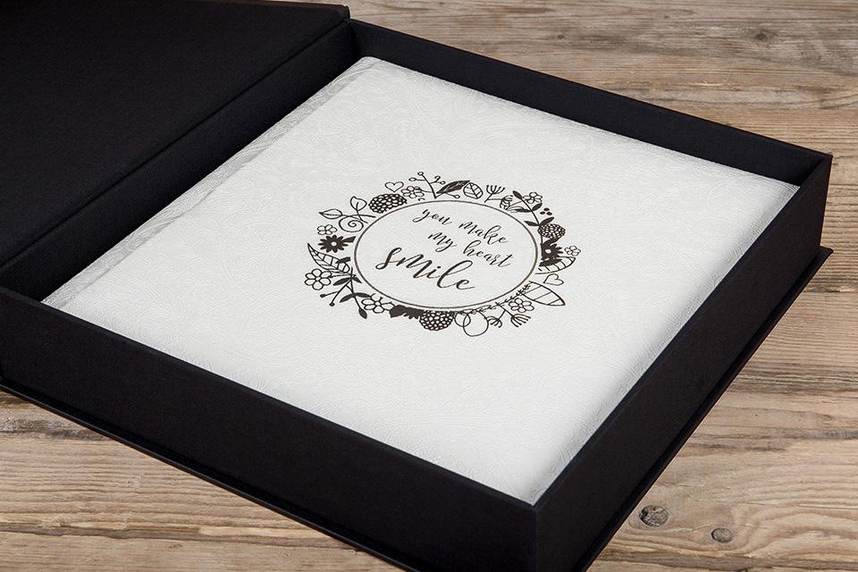 Perfetto Wedding Album and box