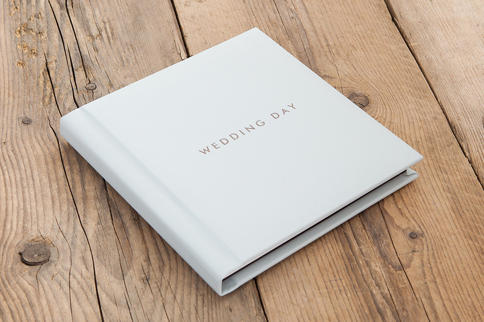 Wedding Album Leather Cover