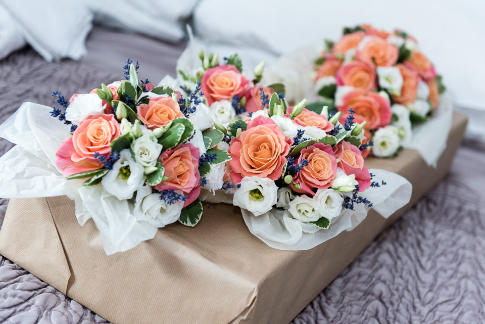 Wedding flowers by the brilliant Simply Flower