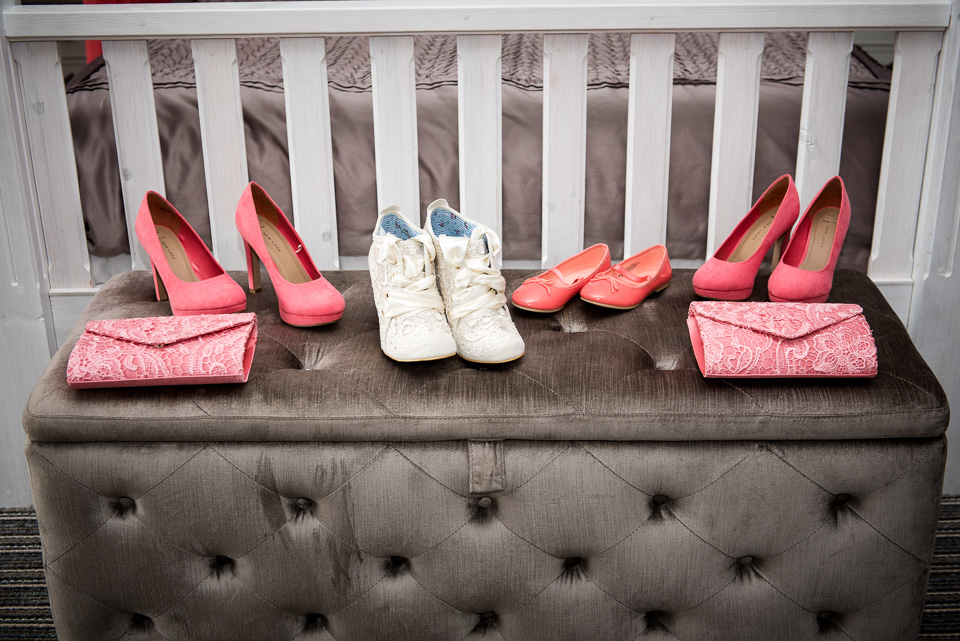 Wedding shoes, bridesmiad shoes, flower girl shoes